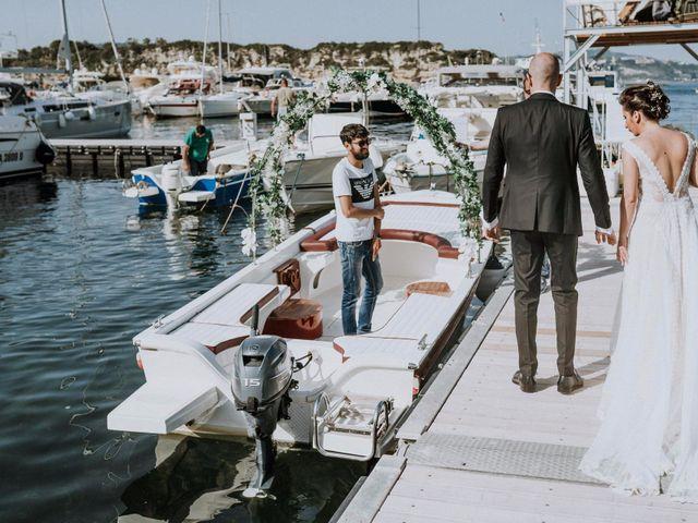 Il matrimonio di Silvio e Santa a Bacoli, Napoli 28