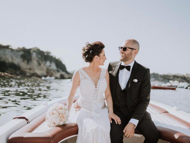 Il matrimonio di Silvio e Santa a Bacoli, Napoli 29