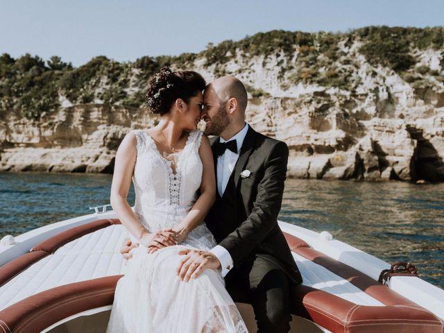 Il matrimonio di Silvio e Santa a Bacoli, Napoli 31