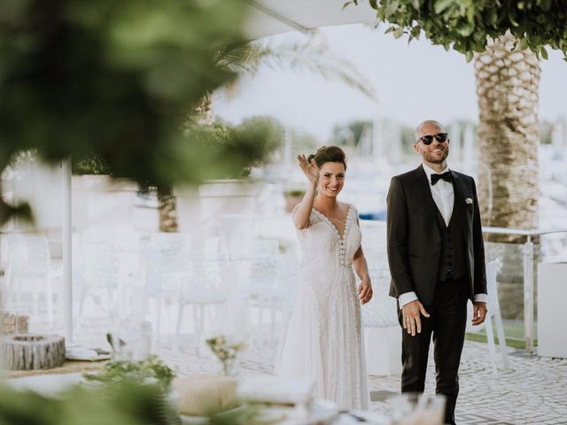 Il matrimonio di Silvio e Santa a Bacoli, Napoli 34