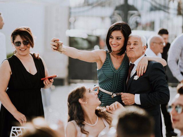 Il matrimonio di Silvio e Santa a Bacoli, Napoli 42