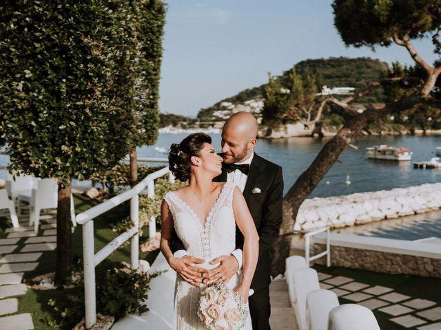 Il matrimonio di Silvio e Santa a Bacoli, Napoli 43