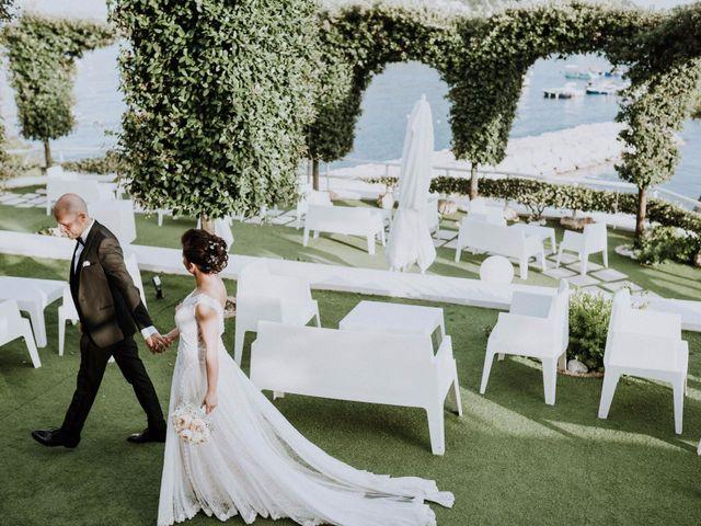 Il matrimonio di Silvio e Santa a Bacoli, Napoli 44