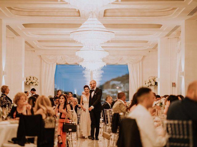 Il matrimonio di Silvio e Santa a Bacoli, Napoli 53