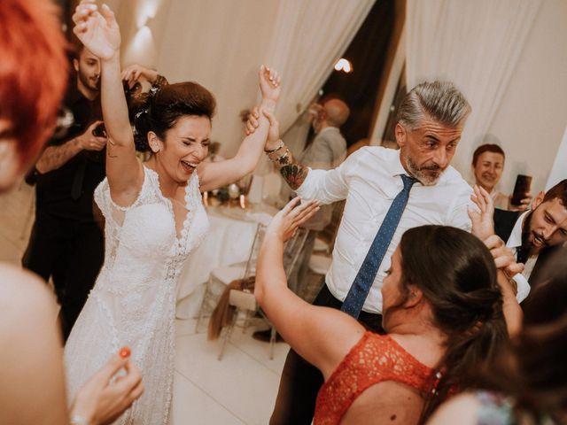 Il matrimonio di Silvio e Santa a Bacoli, Napoli 55