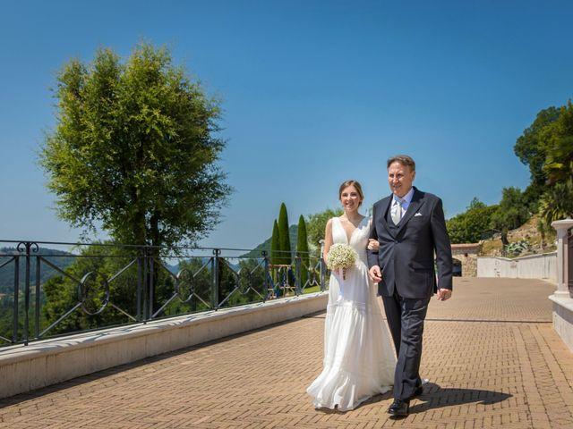Il matrimonio di Iury e Michela a Trescore Balneario, Bergamo 15