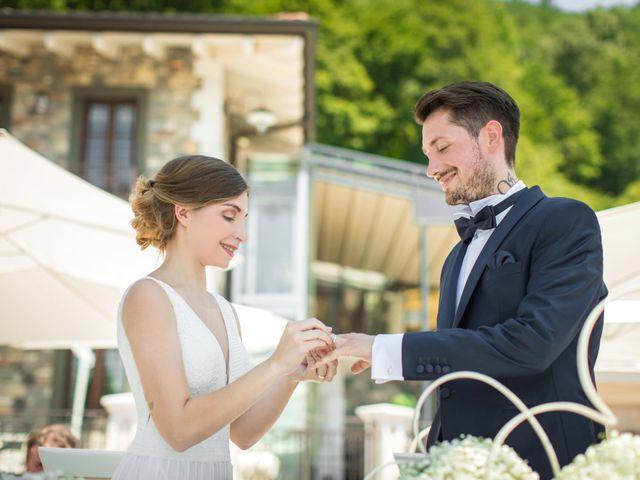 Il matrimonio di Iury e Michela a Trescore Balneario, Bergamo 19