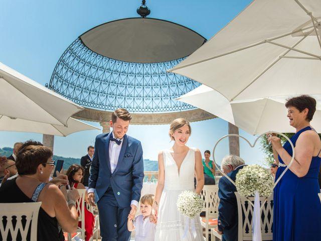 Il matrimonio di Iury e Michela a Trescore Balneario, Bergamo 20