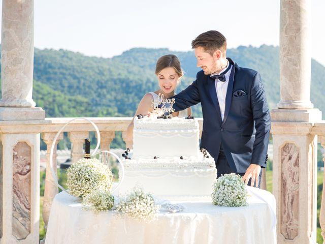 Il matrimonio di Iury e Michela a Trescore Balneario, Bergamo 35
