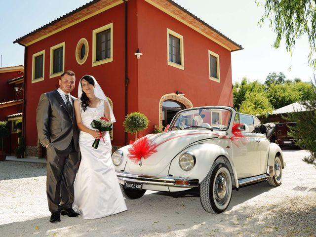 Le nozze di Valentina e Geremia