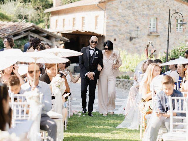 Il matrimonio di Walter e Selene a Pisa, Pisa 23