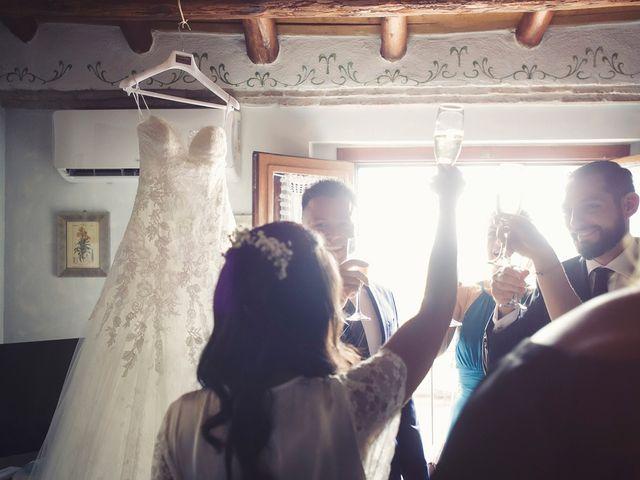 Il matrimonio di Federico e Vianca a Castel Sant'Elia, Viterbo 7