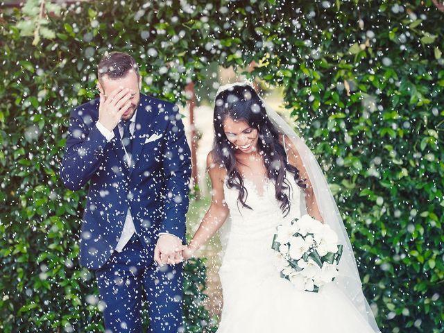 Le nozze di Vianca e Federico