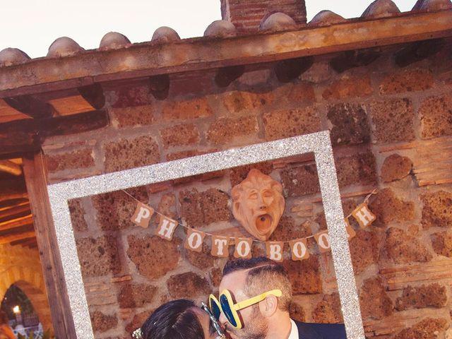 Il matrimonio di Federico e Vianca a Castel Sant'Elia, Viterbo 30