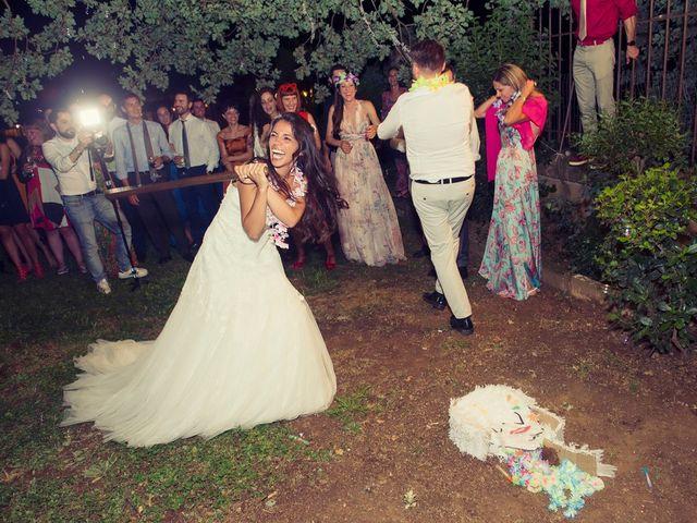 Il matrimonio di Federico e Vianca a Castel Sant'Elia, Viterbo 31