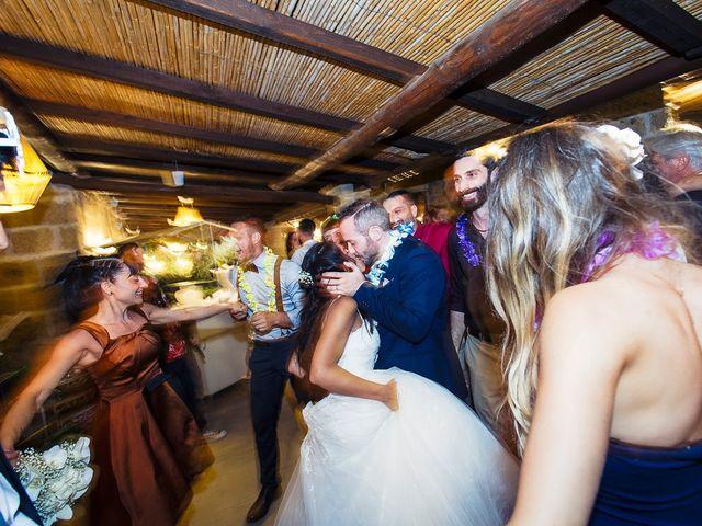 Il matrimonio di Federico e Vianca a Castel Sant'Elia, Viterbo 32