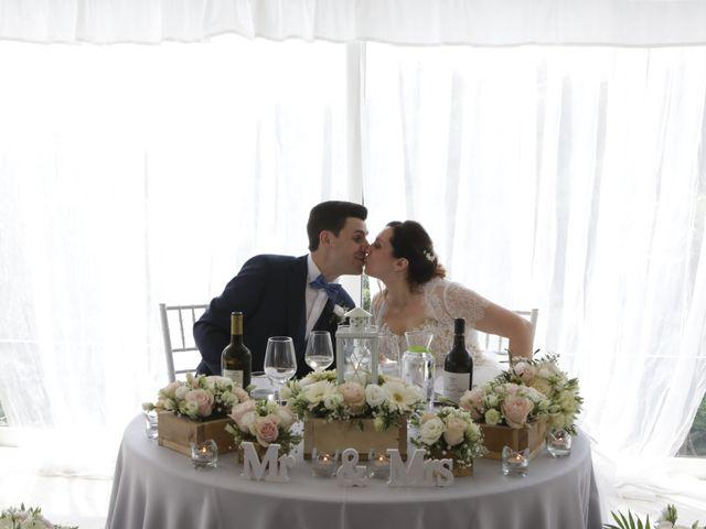 Il matrimonio di Daniele e Valentina a Erba, Como 28