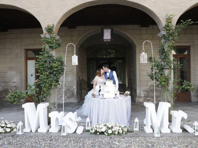 Il matrimonio di Daniele e Valentina a Erba, Como 29