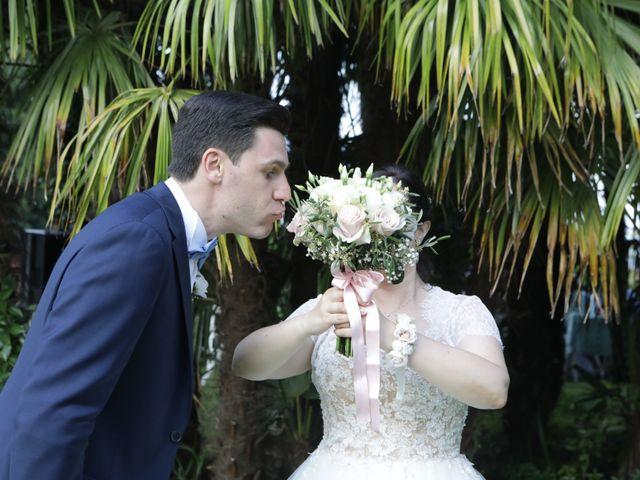 Il matrimonio di Daniele e Valentina a Erba, Como 32