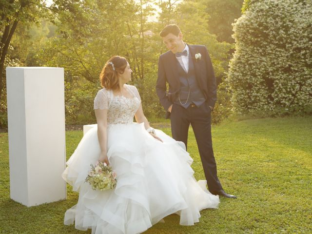 Il matrimonio di Daniele e Valentina a Erba, Como 33