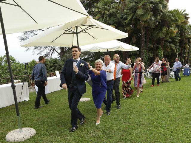 Il matrimonio di Daniele e Valentina a Erba, Como 35