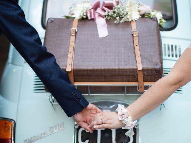 Il matrimonio di Daniele e Valentina a Erba, Como 40