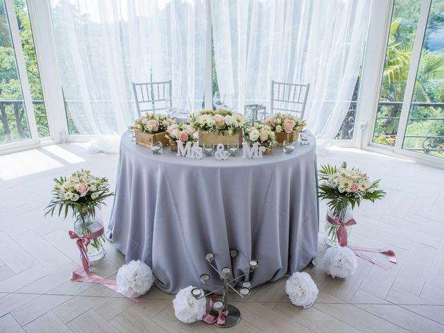 Il matrimonio di Daniele e Valentina a Erba, Como 43