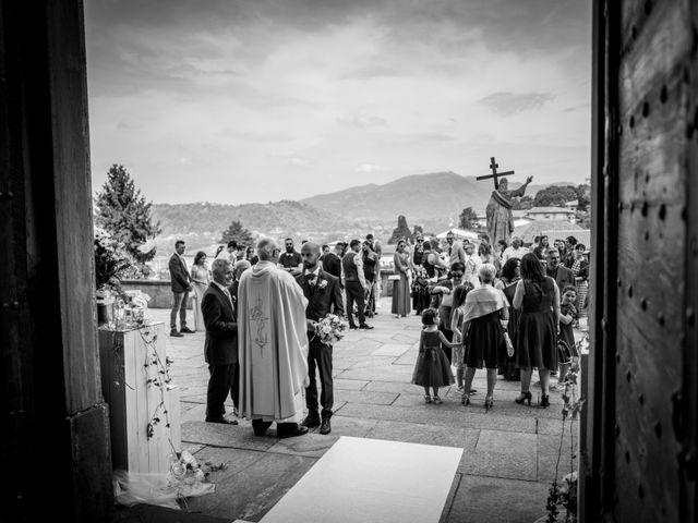 Il matrimonio di Walter e Marica a Villa d'Adda, Bergamo 22