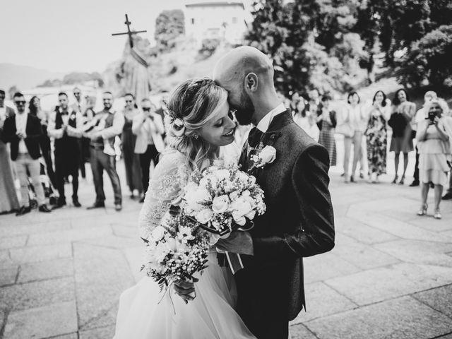 Il matrimonio di Walter e Marica a Villa d'Adda, Bergamo 25