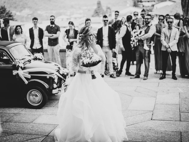 Il matrimonio di Walter e Marica a Villa d'Adda, Bergamo 27