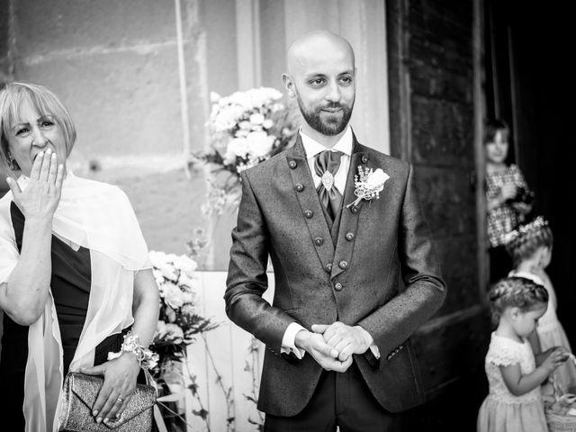 Il matrimonio di Walter e Marica a Villa d'Adda, Bergamo 29