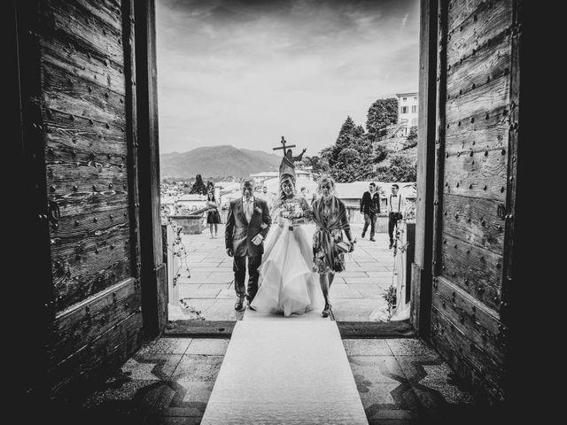 Il matrimonio di Walter e Marica a Villa d'Adda, Bergamo 32