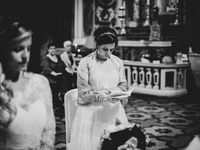 Il matrimonio di Walter e Marica a Villa d'Adda, Bergamo 34