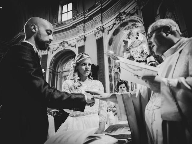 Il matrimonio di Walter e Marica a Villa d'Adda, Bergamo 35