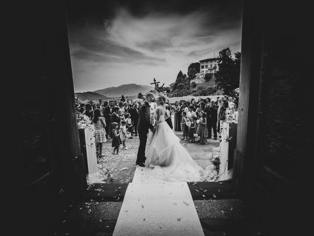 Il matrimonio di Walter e Marica a Villa d'Adda, Bergamo 40