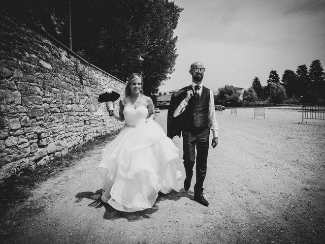 Il matrimonio di Walter e Marica a Villa d'Adda, Bergamo 41