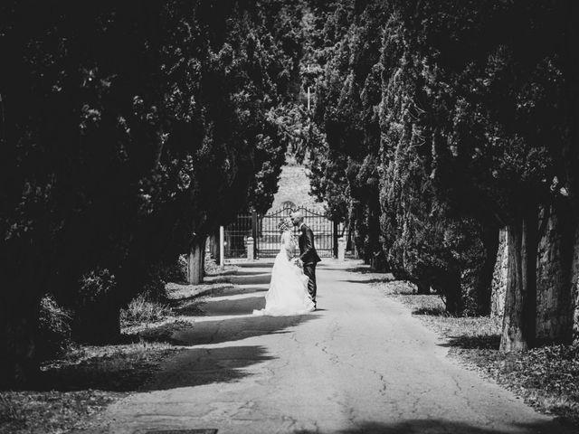 Il matrimonio di Walter e Marica a Villa d'Adda, Bergamo 42