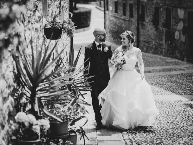 Il matrimonio di Walter e Marica a Villa d'Adda, Bergamo 43