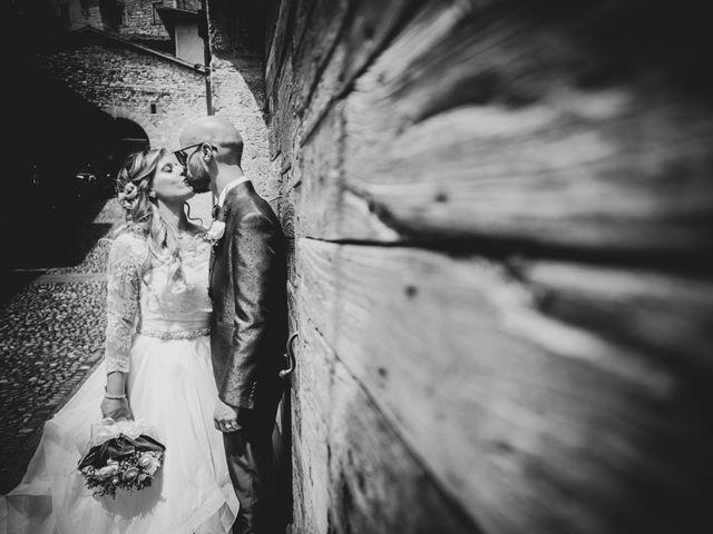 Il matrimonio di Walter e Marica a Villa d'Adda, Bergamo 44