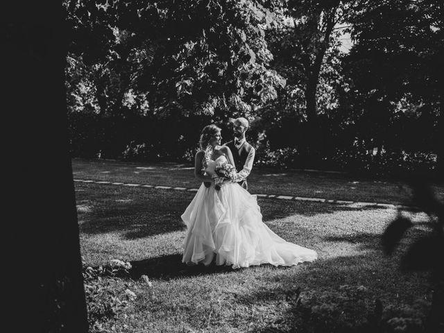 Il matrimonio di Walter e Marica a Villa d'Adda, Bergamo 45