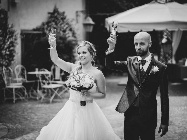 Il matrimonio di Walter e Marica a Villa d'Adda, Bergamo 48