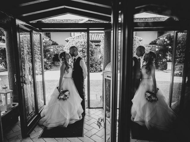 Il matrimonio di Walter e Marica a Villa d'Adda, Bergamo 49