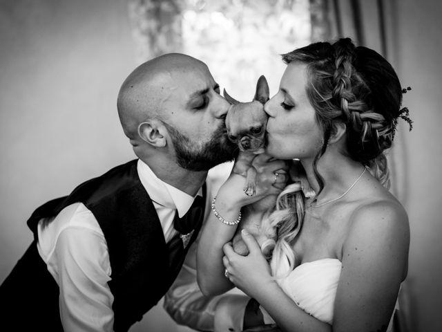 Il matrimonio di Walter e Marica a Villa d'Adda, Bergamo 50