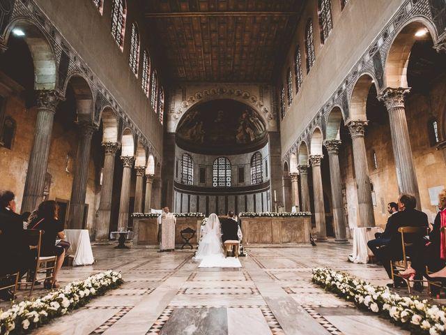 Il matrimonio di Stefano e Livia a Roma, Roma 30