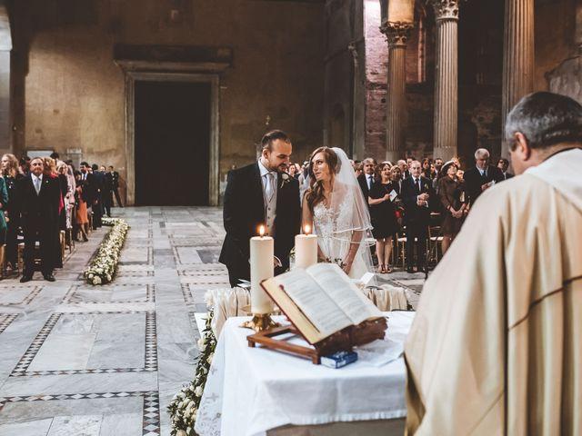 Il matrimonio di Stefano e Livia a Roma, Roma 33