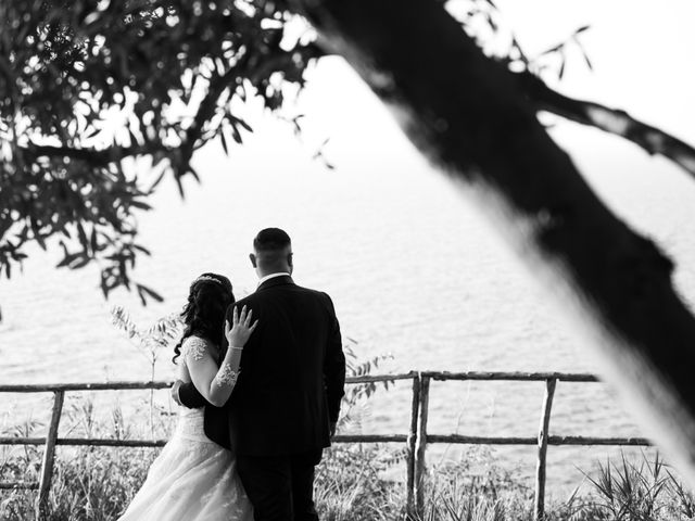 Le nozze di Vincenzo e Irene