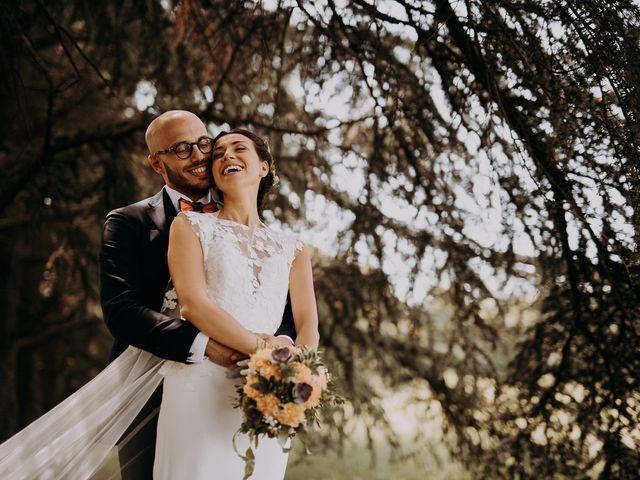 Le nozze di Alessandra e Alex