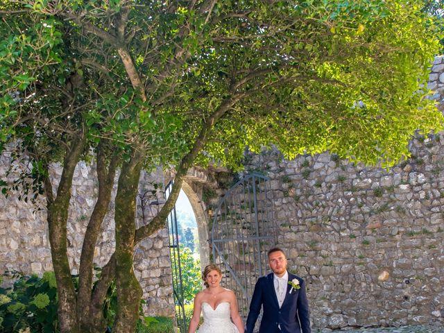 Il matrimonio di Lorenzo e Silvia a Monasterolo del Castello, Bergamo 26
