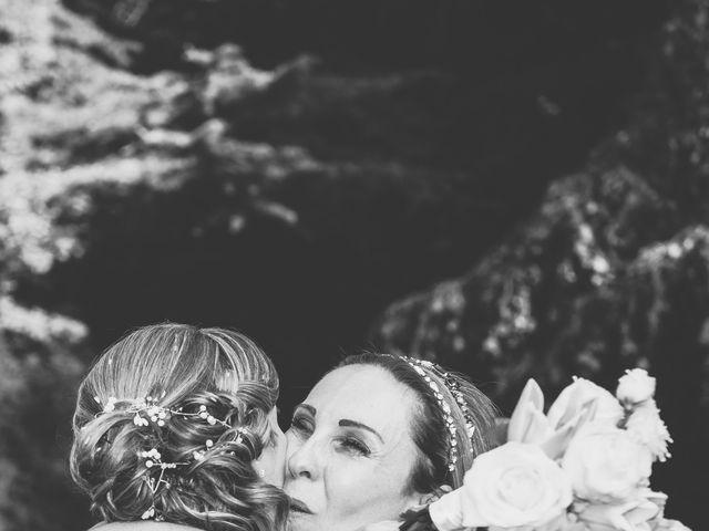 Il matrimonio di Lorenzo e Silvia a Monasterolo del Castello, Bergamo 29