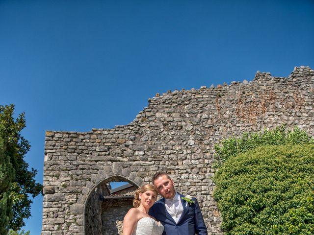 Il matrimonio di Lorenzo e Silvia a Monasterolo del Castello, Bergamo 36